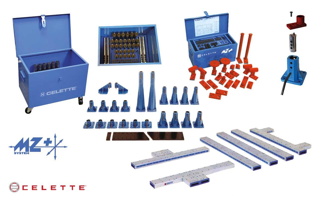 Celette System MZ Plus