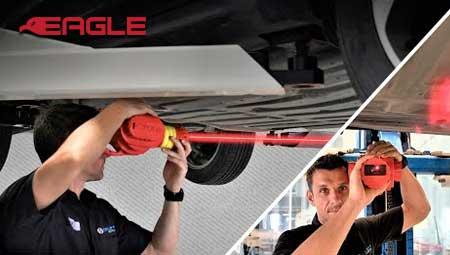 Celette Eagle Fahrzeugvermessung